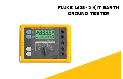 Fluke 1625-2 KIT Earth Ground Tester