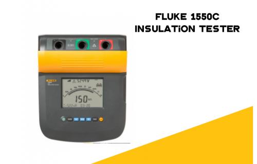 Fluke 1550C Insulation Tester