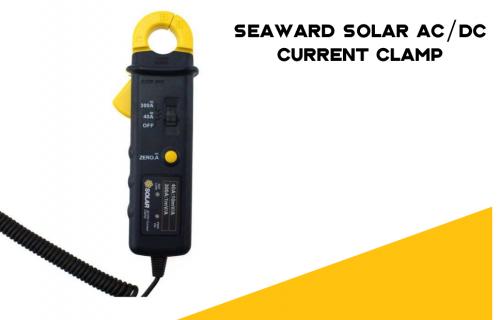 Seaward Solar AC/DC Current Clamp